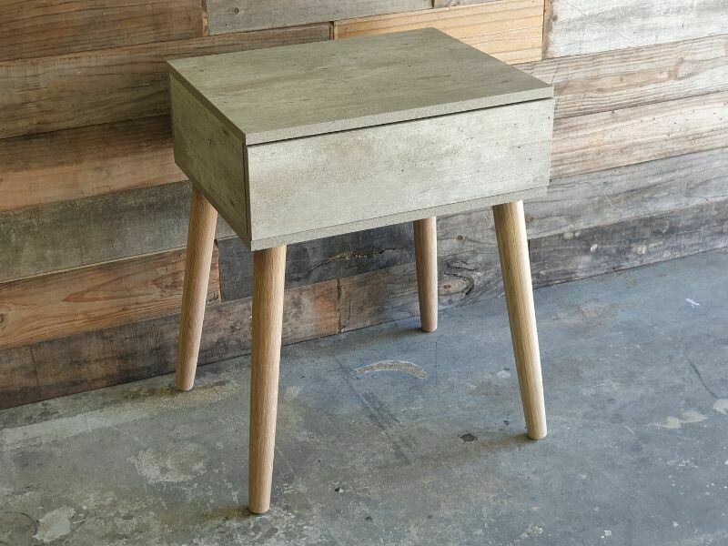 Novo Wood Side Table (Price per unit)