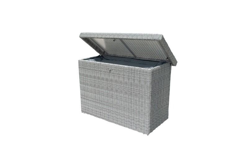 Ariana deluxe Storage Box - Grey