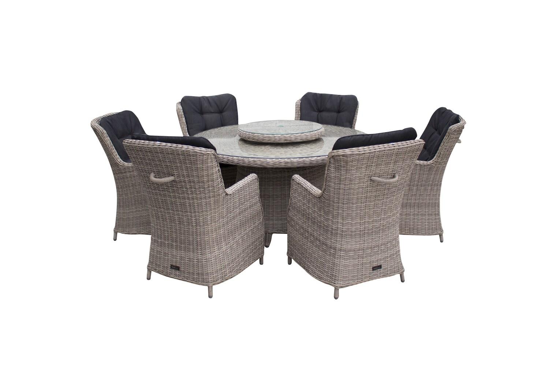 Ariana Dining, 6 Chairs