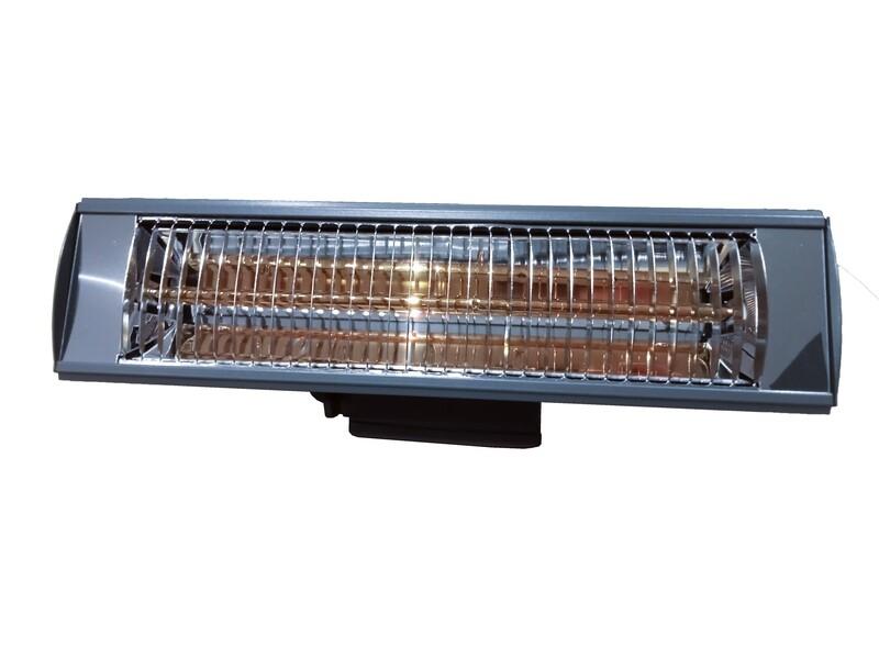 Tansun Rio 1.5 Kw Patio Heater – Solar Grey