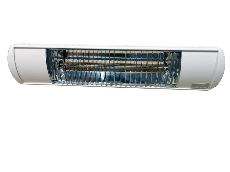 Tansun Rio Grande 2.0 Kw Patio Heater – Pure White