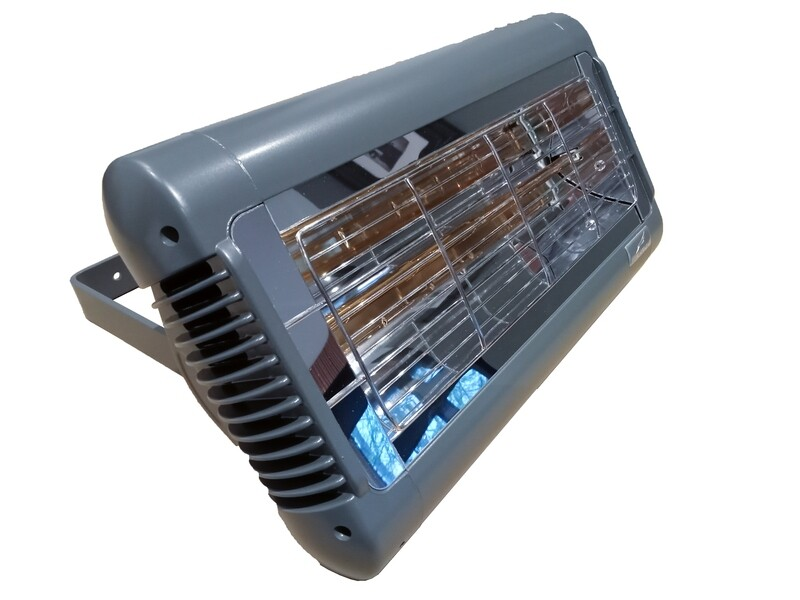 Tansun Sorrento 1.5 Kw Patio Heater – Solar Grey