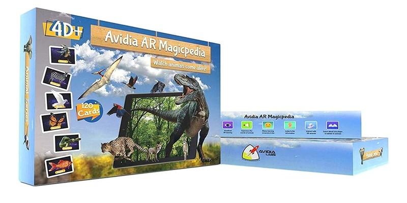 Avidia AR Magicpedia