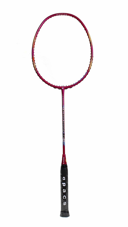 Apacs Super Series 88 Red Badminton Racquet