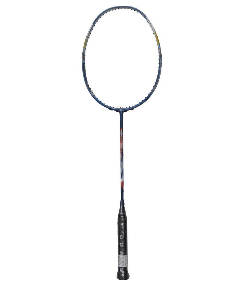 APACS Nano 555 Power Unstrung Badminton Racquet