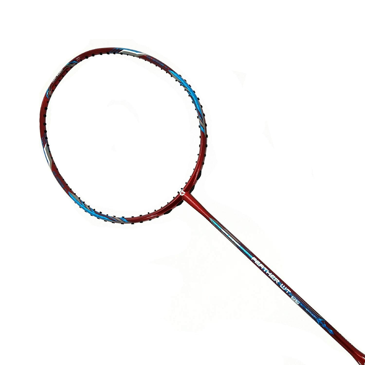 Apacs Feather Weight 55 Red Badminton Racquet
