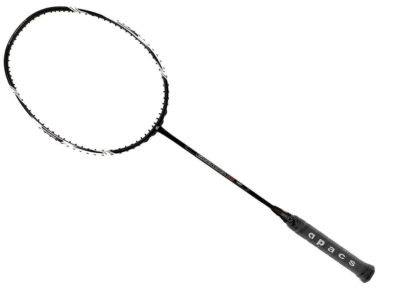 Apacs Edge Saber 10 Black Badminton Racquet