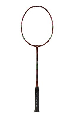 Apacs Carbo 8000 Red Badminton Racquet