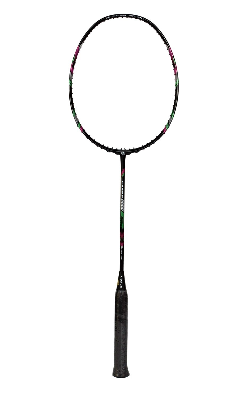 Apacs Carbo 8000 Black Badminton Racquet