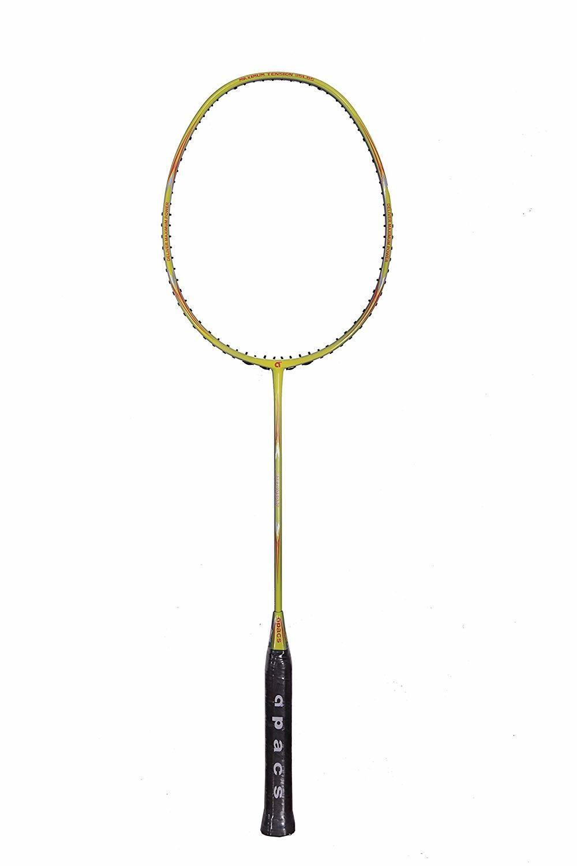 Apacs Virtuoso 68 Yellow Badminton Racquet