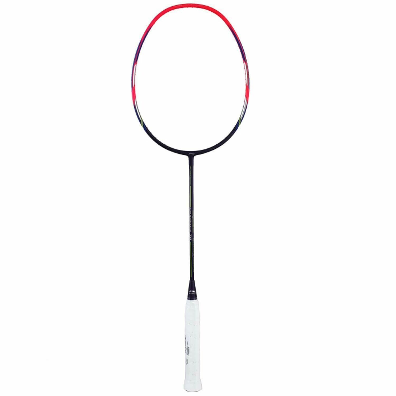 LI-NING Windstorm 78 Superlight Professional Badminton Racquet, S2 - Purple/Pink