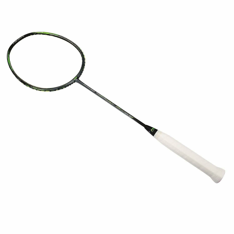 LI-NING 2018 Badminton Racket 3D Calibar 900C Black Combat Type Badminton Racquet