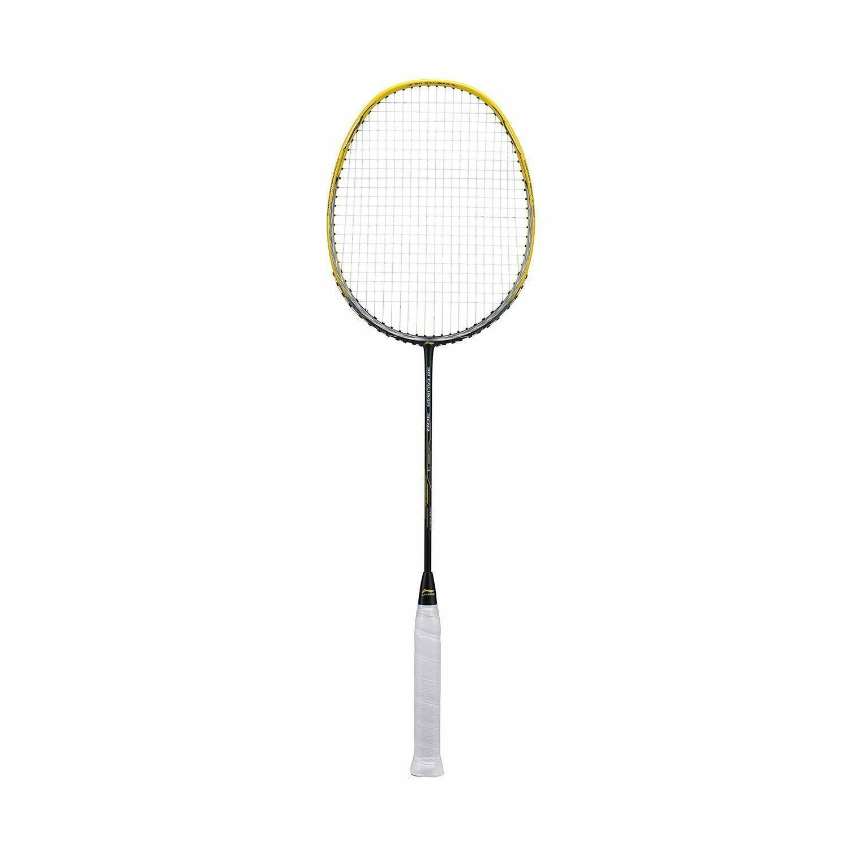 LI-NING 2018 Badminton Racket 3D Calibar 300 Yellow Badminton Racquet