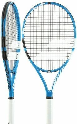 Babolat Pure Drive 25 Strung Tennis Racquet
