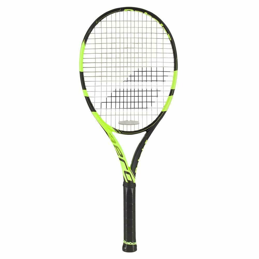Babolat Pure Aero Strung Tennis Racquet