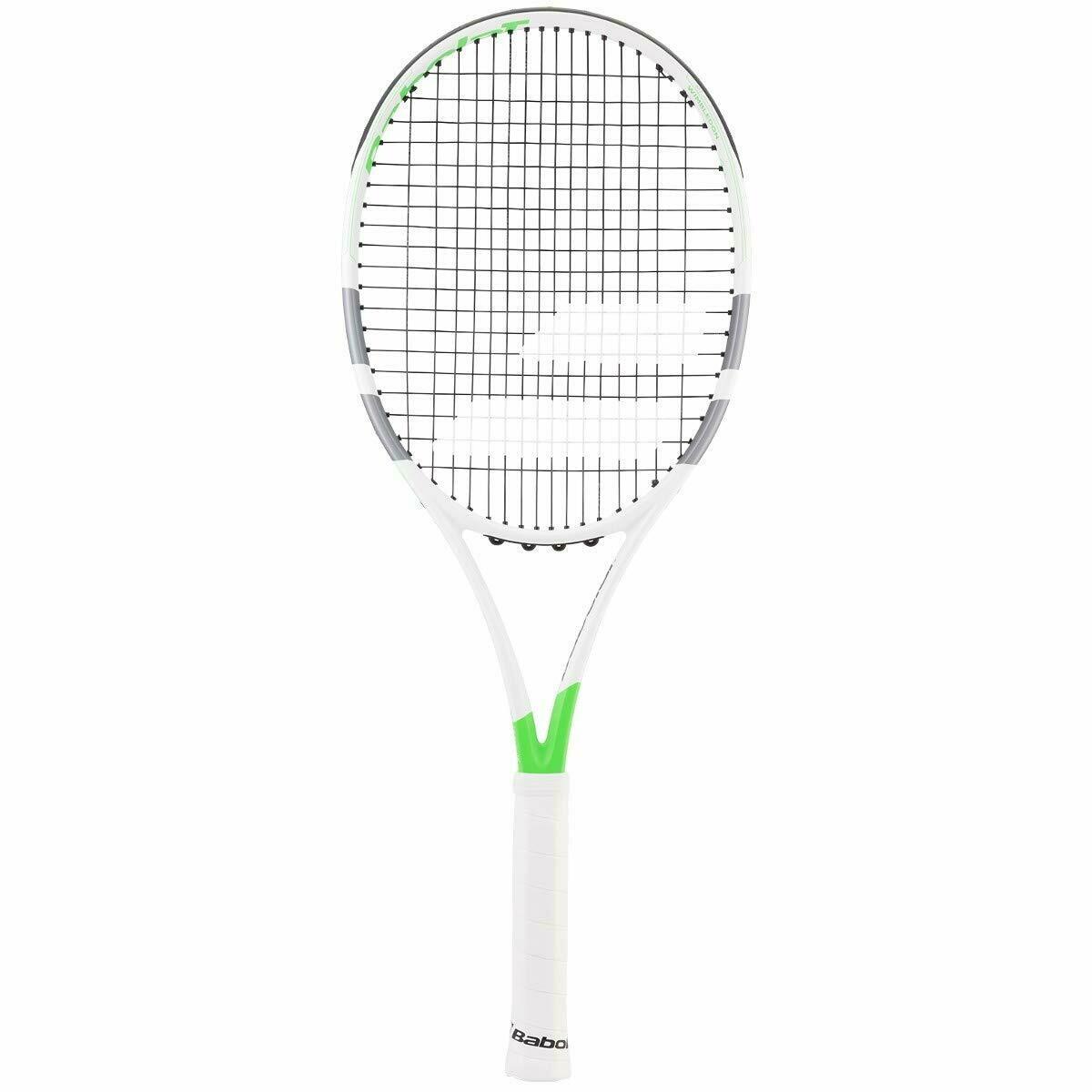 Babolat 2018 Strike Lite Wimbledon Tennis Racquet - Grip Size-4 3/8 G-3