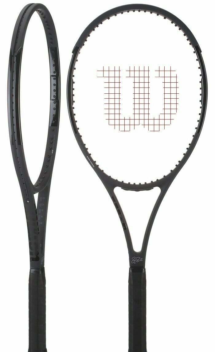 Wilson 2017 Pro Staff RF97 Tennis Racquet (4-3/8)