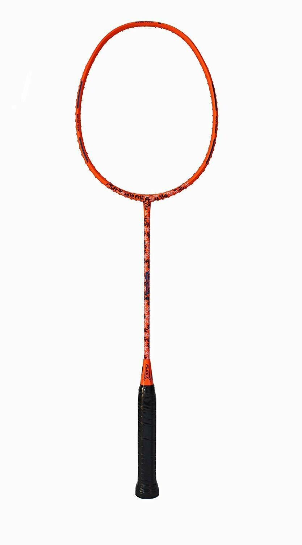 Fleet Sword Power 5 Professional Unstrung Badminton Racquet (Maximum 35 Lbs Frame)
