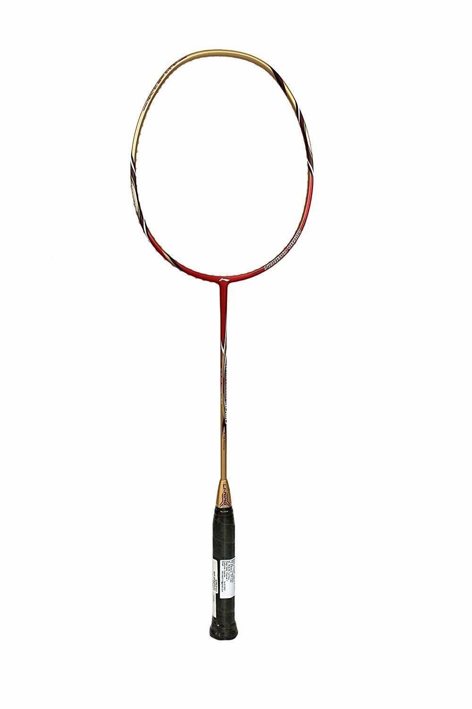 LI-NING Ultra Carbon 9000 Pro Master Series Badminton Racquet - Red