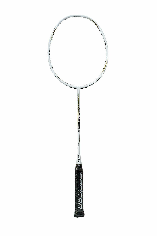 Carlton 4.3 Kinesis White Badminton Racquet