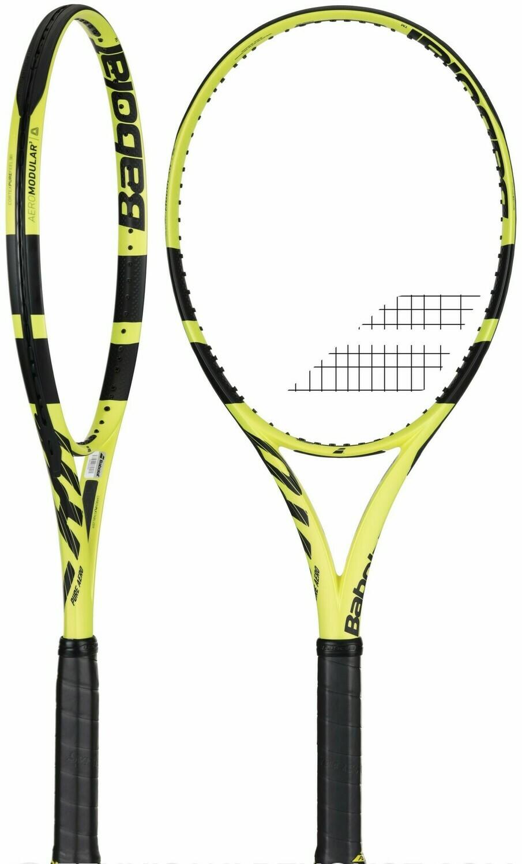 Babolat Pure Aero 2019 Tennis Racquet- 4 1/4