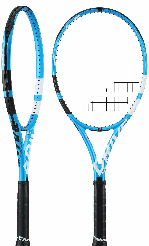 Babolat Pure Drive Team 2018 Tennis Racket-4 3/8