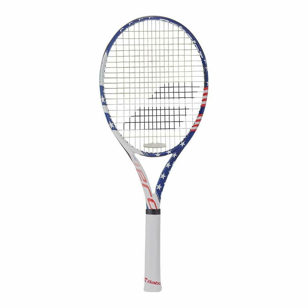 Babolat Pure Aero VS Stars & Stripes Tennis Racquet (4-3/8)