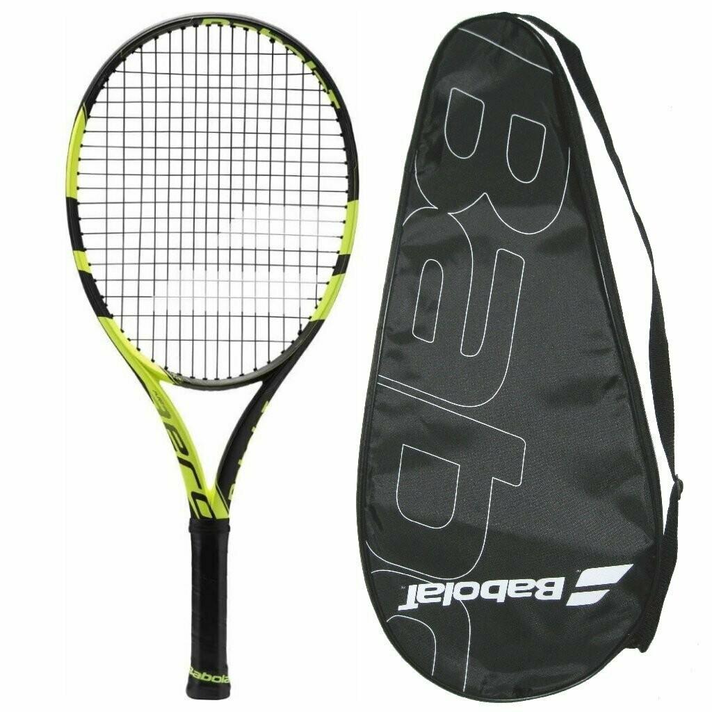Babolat Pure Aero Junior 26 Strung Tennis Racquet