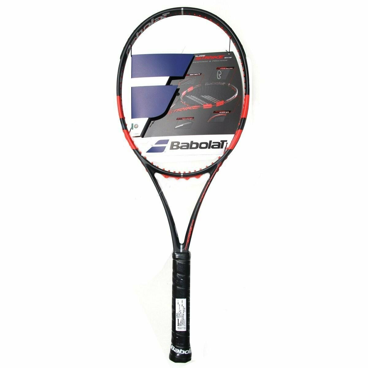 Babolat Pure Strike 16x19 Tennis Racquets