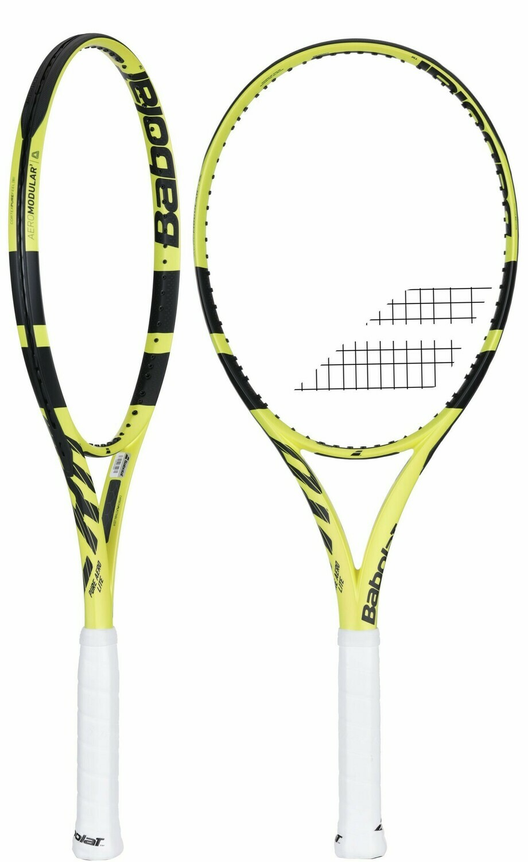 Babolat Pure Aero Lite Tennis Racquet-Grip 4 3/8-