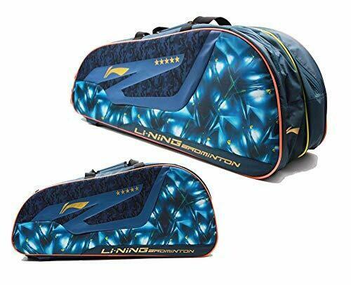 LI-NING ABDN182-1 12 in 1 Kit Bag-Blue
