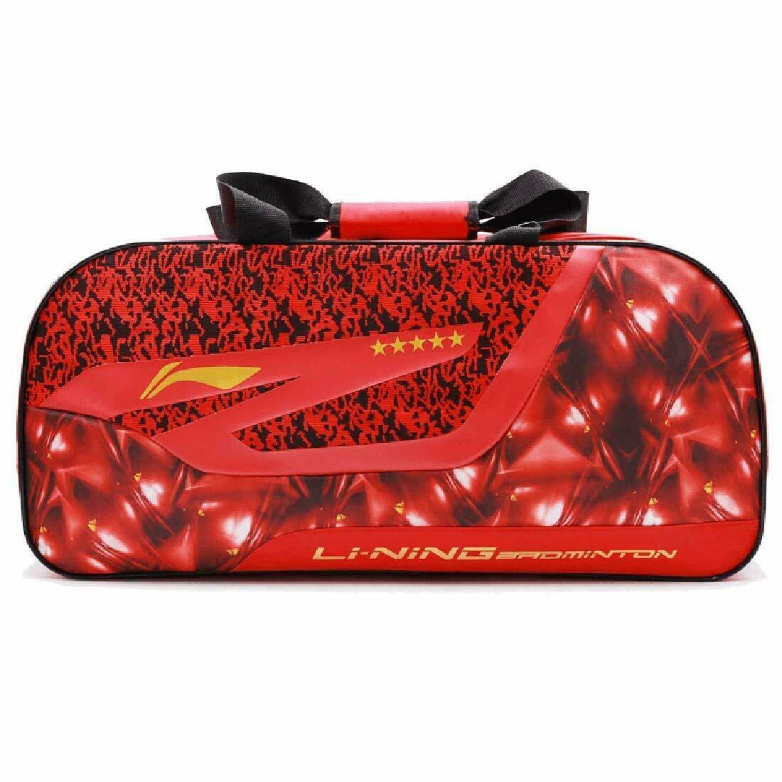 LI-NING ABDN176-2 9 in 1 Kit Bag-Red