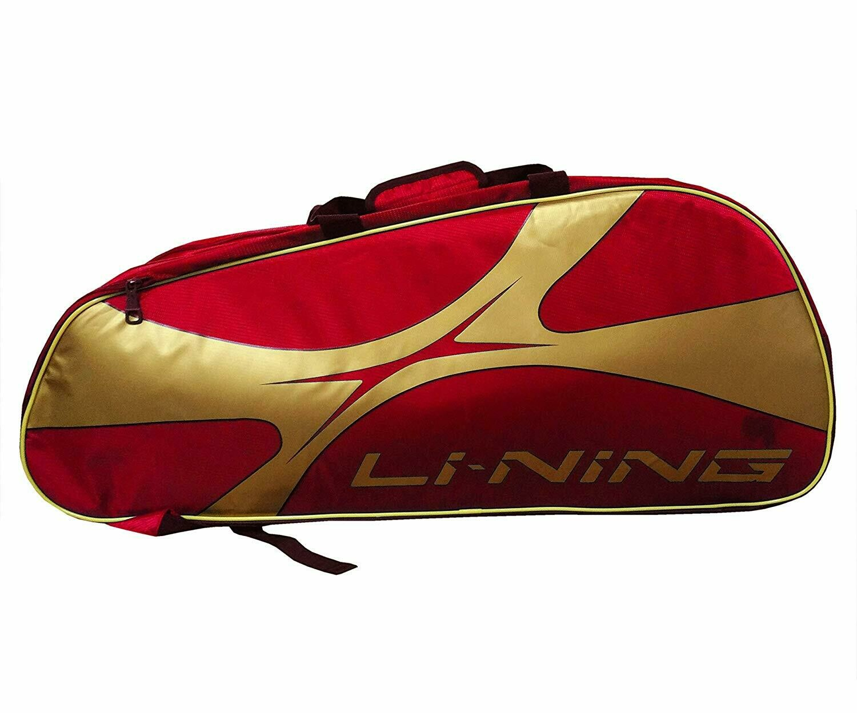 Lining Badminton Kit Bag - ABDN148 - Red