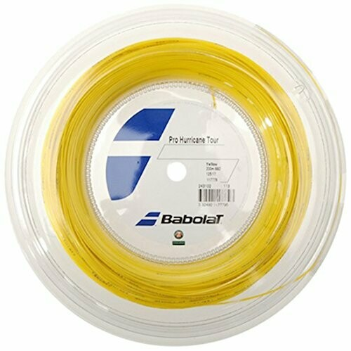 Babolat Pro Hurricane Tour String 1.30/16 (Yellow)