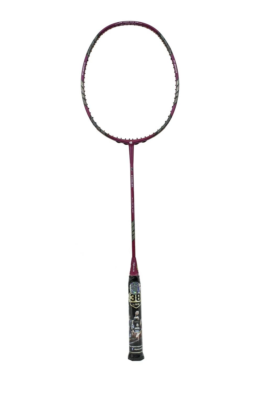Apacs Z Ziggler Pink Badminton Racquet-