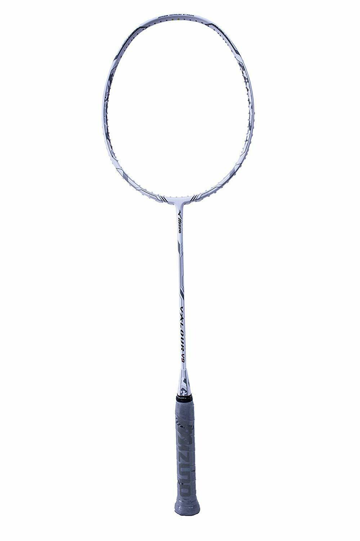 Mizuno Valour V9 White Badminton Racquet- Japan -