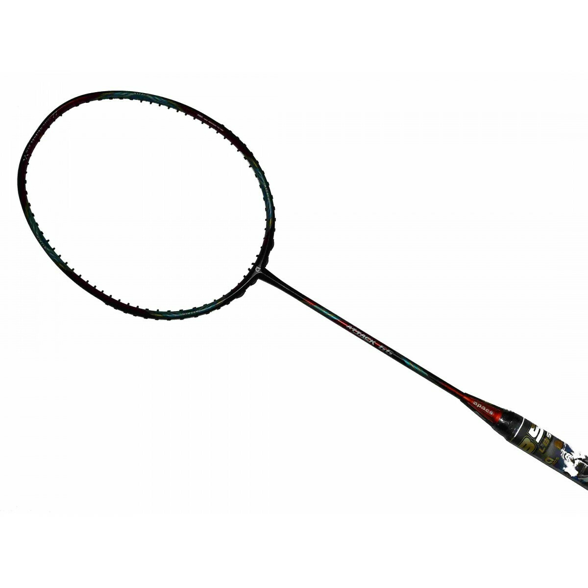 Apacs Attack 66 Red Badminton Racquet