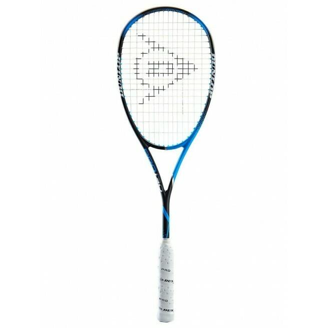 Dunlop SR-Precision-Pro-130HL- Graphite Squash Racquet