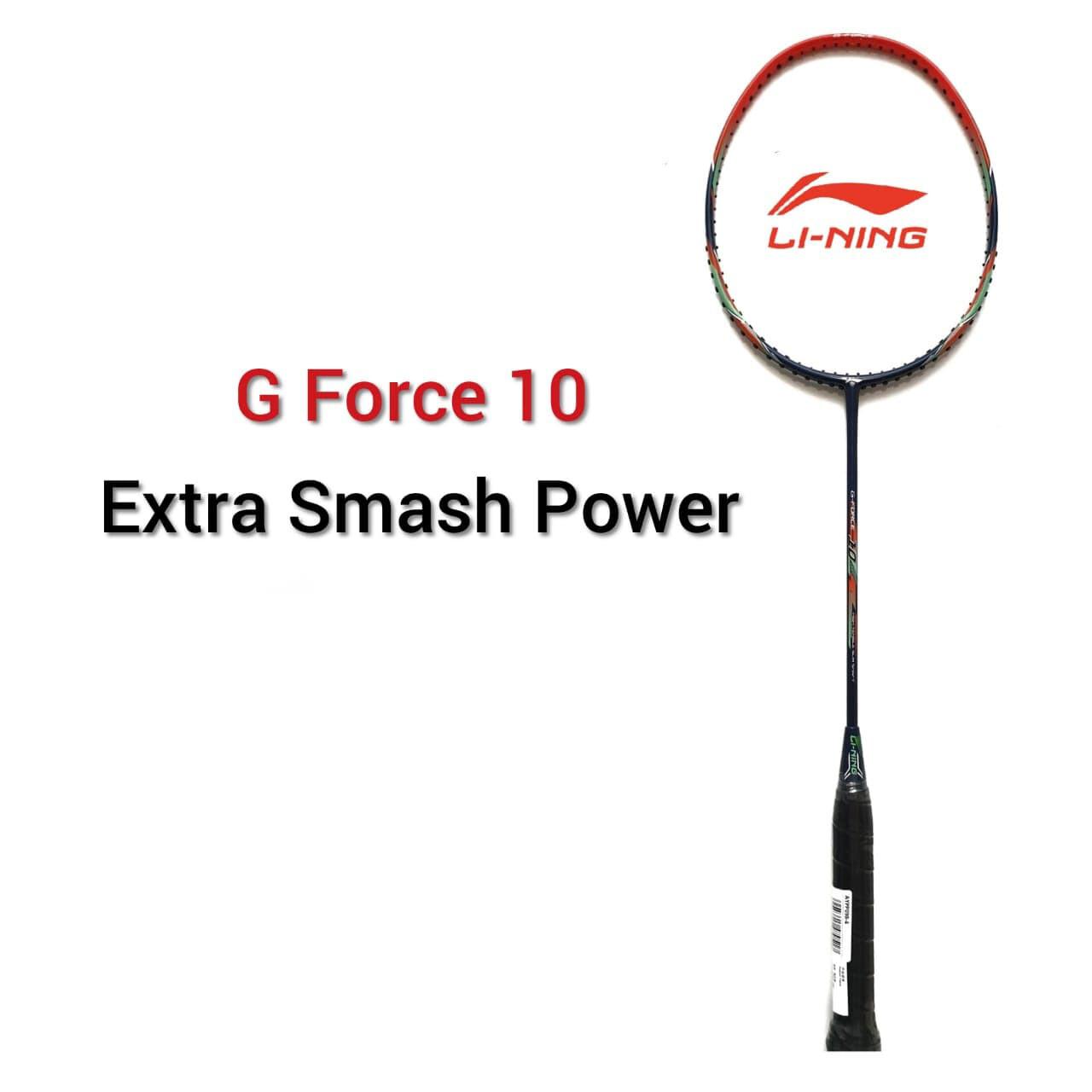 LI-NING G-Force 10 Badminton Racquet-