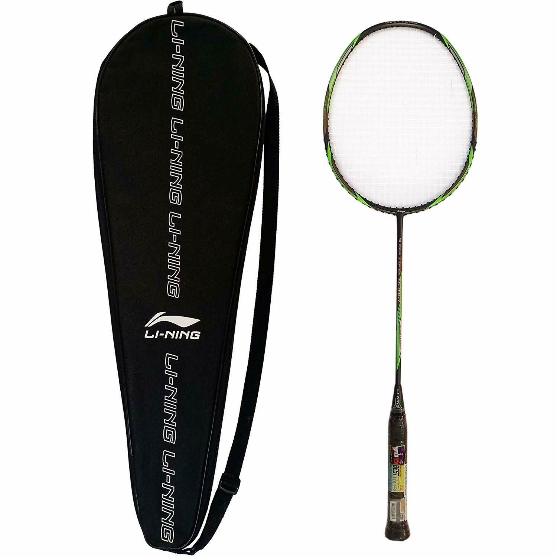 LI-NING Super Series SS78 G7 Black Badminton Racquet