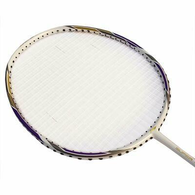 LI-NING Super Series SS88 G7 White Badminton Racquet
