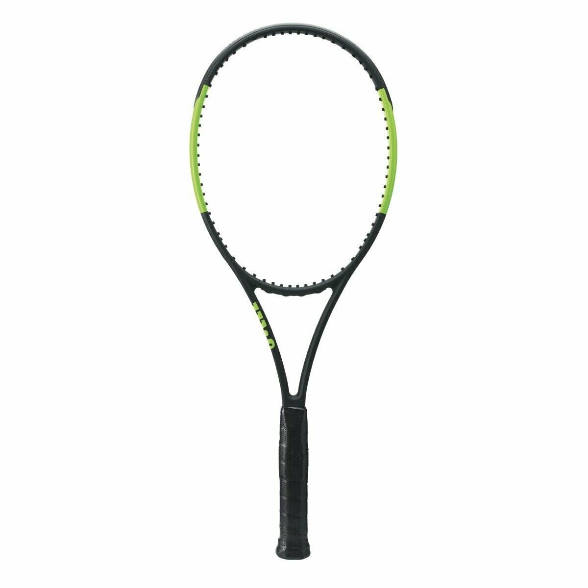 Wilson Blade 98L Tennis Racquet-Grip 3