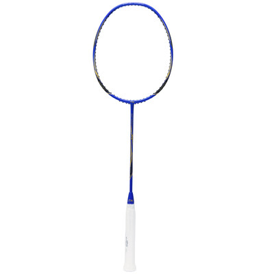 LI-NING Windstorm 74 Blue/Gold Badminton Racquet