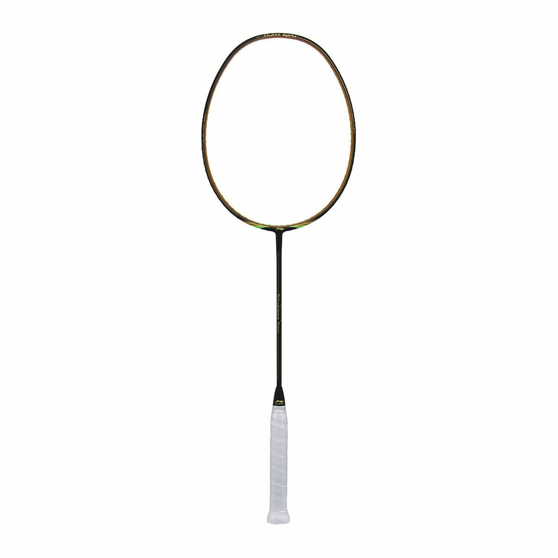 LI-NING Windstorm 700 III Black Professional Badminton Racquet
