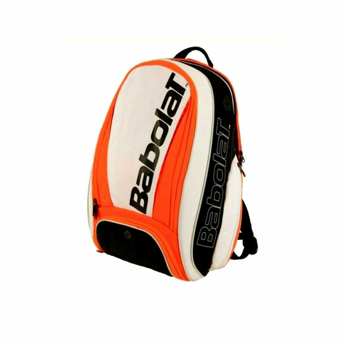 Babolat Backpack Pure Tennis Backpack (White red)