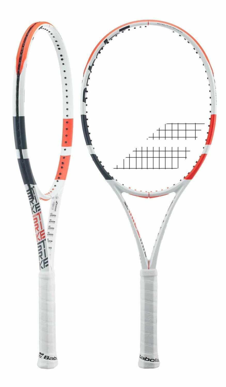 Babolat Pure Strike 100  Tennis Racquet - 4 3/8