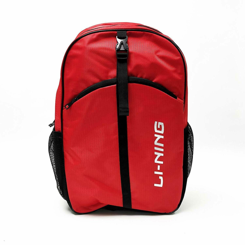 LI-NING ABSN326-3 Red Backpack