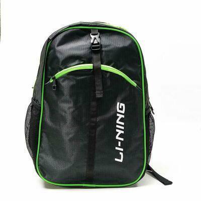 LI-NING ABSN326-1 Green Backpack