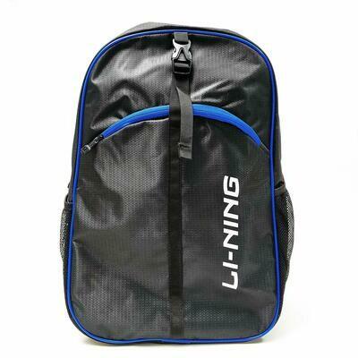 LI-NING ABSN326-2 Black/Blue Backpack