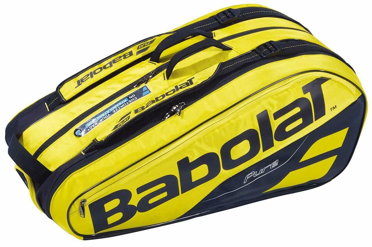 Babolat RHx9 Pure Aero (Yellow, Black)